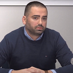 """""""VTV Valjevo"""", direktor Ivan Filipović"""