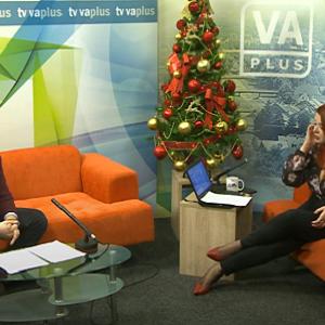 """Jutarnji program """"TV Valjevo Plus"""", direktor Ivan Filipović"""