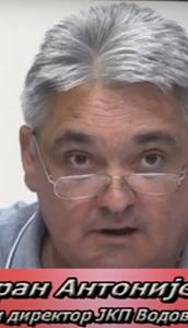 """""""Rebalansom dodatnih 6 miliona"""", VTV Valjevo."""